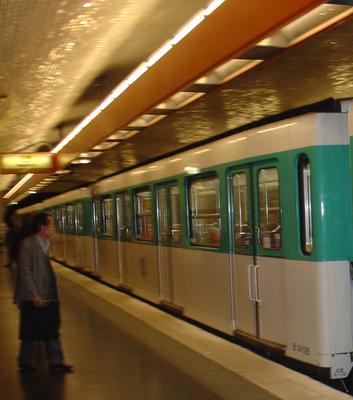 Metroarrivee