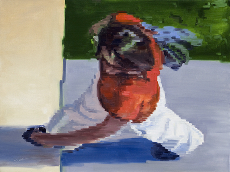 02_keating_getty_girl_in_red_oil_on_canvas_2008_48x36