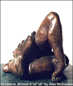 Sculpture-achilles_heel