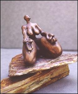 Sculpture-androgene