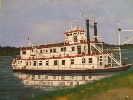 River_boat