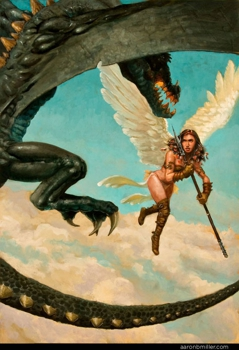 Dragon-vs