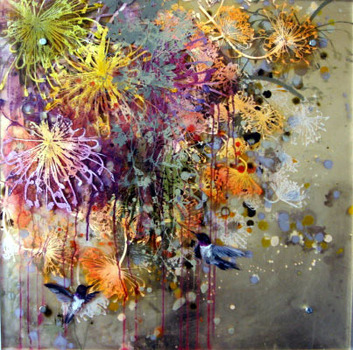 Pollination_at_work_oil_on_acrylic_sheet_24x24in