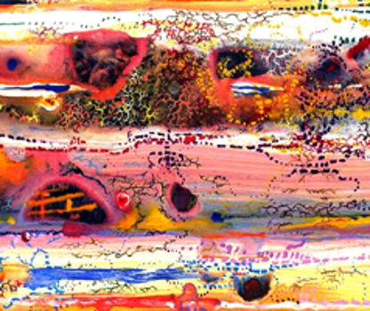 Pittura-cartolina