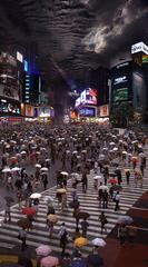 Tokyo_umbrella