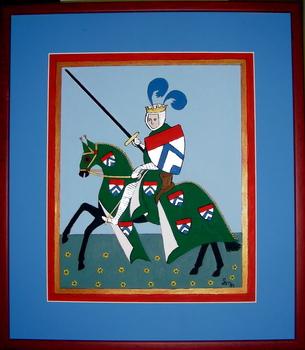 Medieval-knight_errant