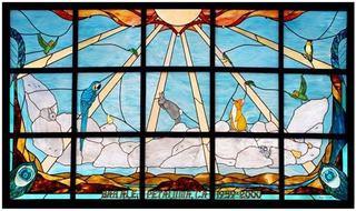 Custom-art-glass-skylight-500