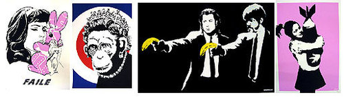 Banksy-and-faile