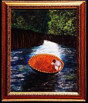 Dhoni_sagali____row_row_the_boat__