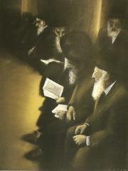 Nella_sinagoga_chassidica_1995__cm_98_x_67__euro_1500_full