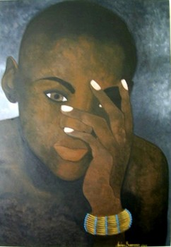 African_girl__boxed_canvas_-_1000_x_700mm__40mm_deep_