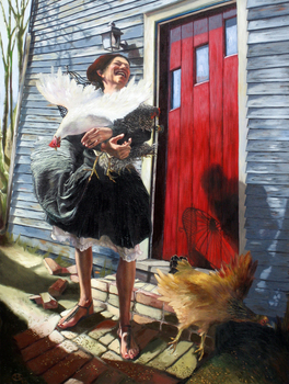 Lady_poulet_and_the_chickens_of_bywater
