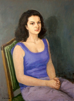 Portrait_of_a_young_lady_2009__60x80cm_oil_on_canvas