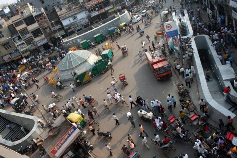 India_op_straat