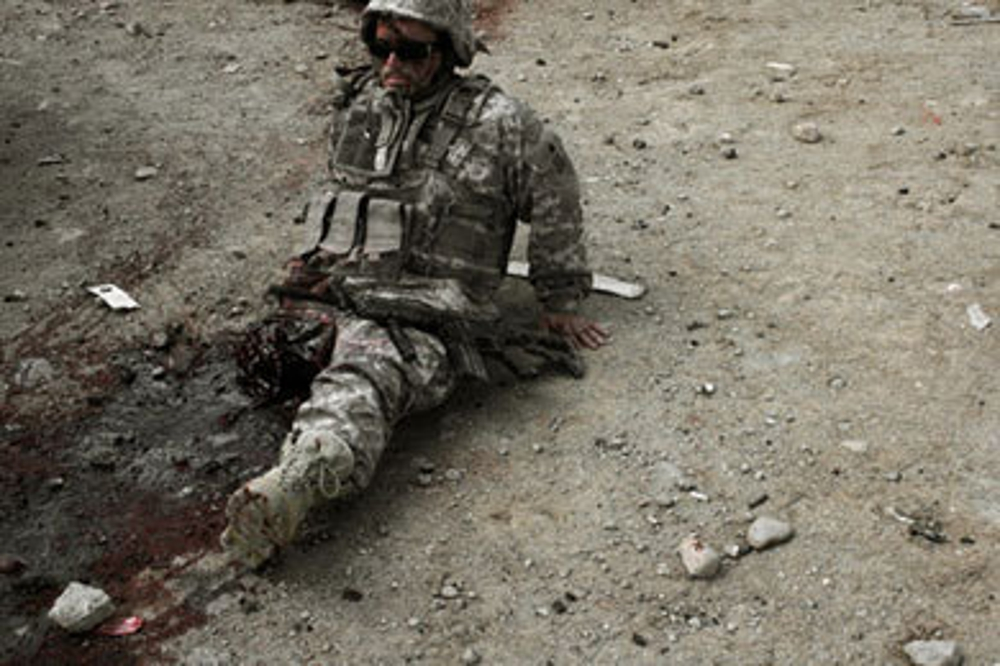 Soldier invasion in iran - 1 part 8