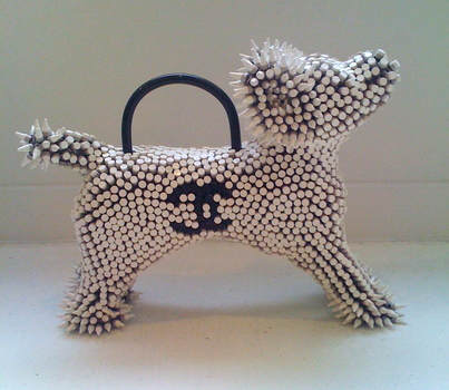 Bitch__bag_white_chanel_poodle
