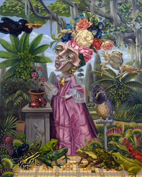 _plague_16_x_20_inches_oil_on_panel_2008