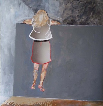 500_independent_study__acrylic_on_transparency_film__22x_22inch_2008