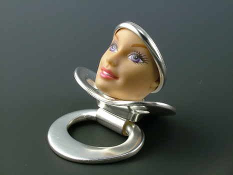 Yvonne_escalante_sucker_silver__barbie_head_3_x_2_2005_nfs