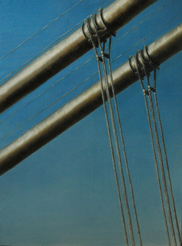 Suspensiontension_oil_on_canvas_30x40_lucy_kalian_2008