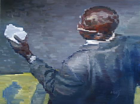 10_keating_le_diplomate_ii_oil_on_canvas_2007_48x36
