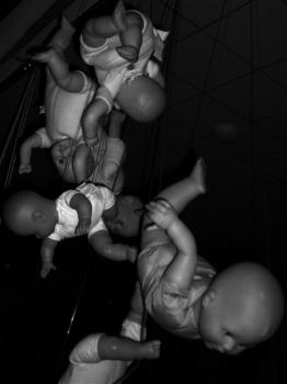 Falling-babies