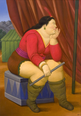 Circus_woman