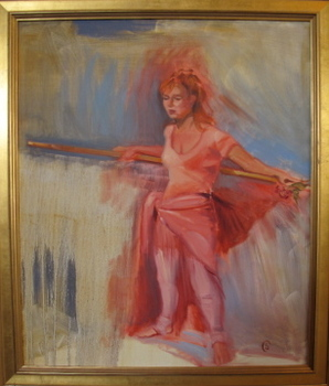 Ballet_dancer_oil_on_canvas_from_live_model
