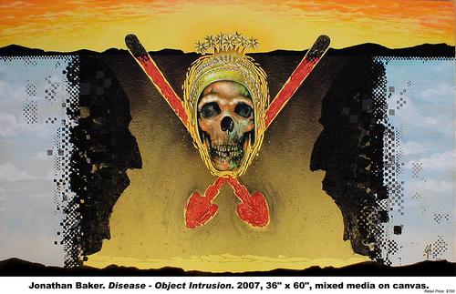 Disease-object