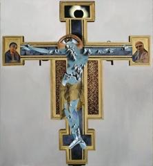 Hunt-crucifix