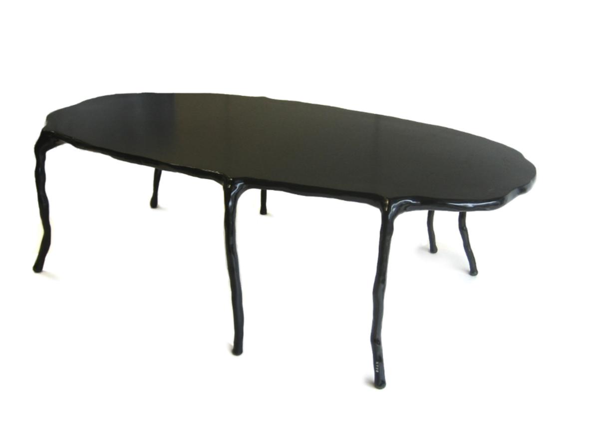 Incredible and Rebellious Contemporary Design by Baas - Clay Table maarten baas Incredible and Rebellious Contemporary Designs by Maarten Baas Picture 4