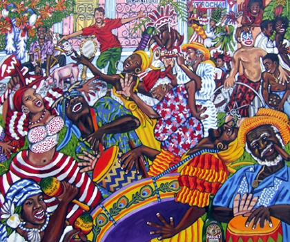 Carnavaltrocha