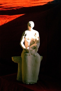 Breast_is_best_marble_dust_cast