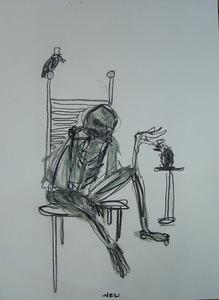 Esqueleto_y_cuervo