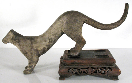 Murrill-cat-walking-downstairs-maquette