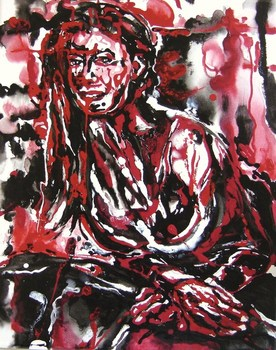 Charm_in_mind_2009_oil-duco_on_canvas_50x40cm_-