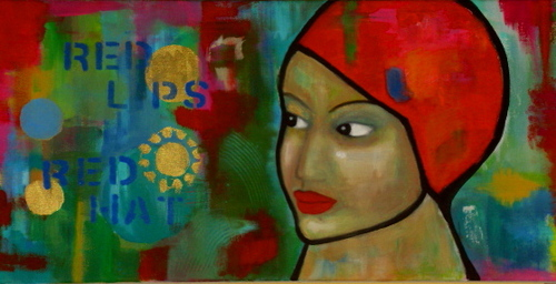 Red_lips_red_hat