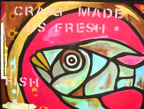 Craig_made_us_fresh_fish
