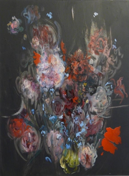 Margolis_flower_painting_2_2009_oil_and_resin_on_canvas_120x90cm