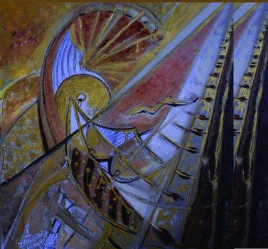08_prophetess_iii_oil_and_canvas_80x80_price_5500eur