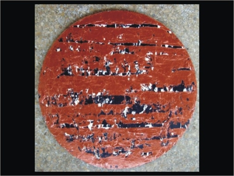 Untitled_2_-_acrylic_on_canvas_-_20in_diameter_-2009