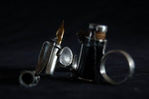 Calligraphyrings
