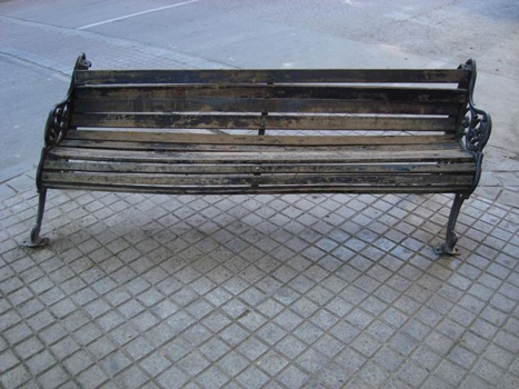 Sleepingbench