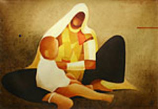 Mother_and_child__24x35__oil_on_canvas
