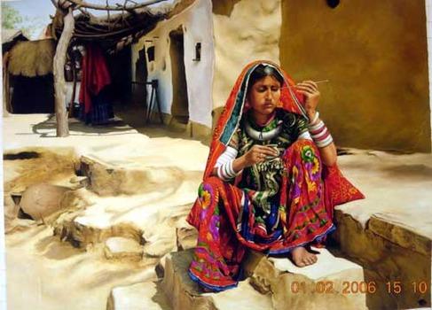 Village_lady
