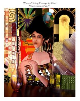 9-_woman__sitting__homage_to_____klimt_