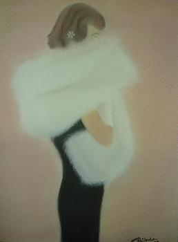 My_white_fur