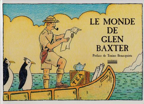 Le_monde_de_glen_baxter_bd