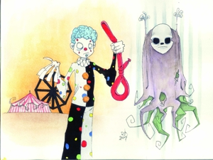 Choky_clown_-_spectre
