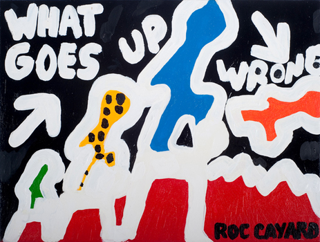 What_goes_up_by_roc_cayard